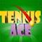 Jeu de tennis féminin